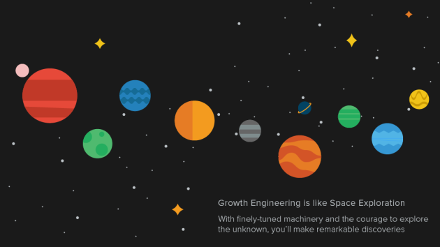 Growth Hacking is Like Space Exploration